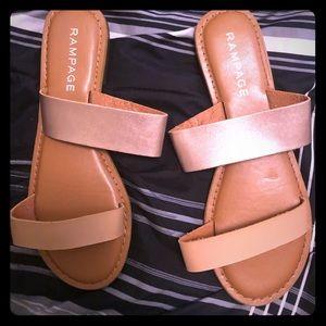 Rampage sandal, never worn